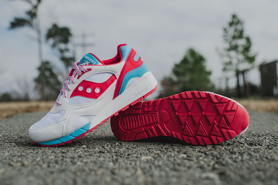 Saucony Shadow 6000 Cotton Candy