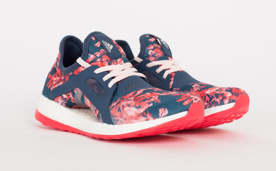 adidas Pure Boost X Floral