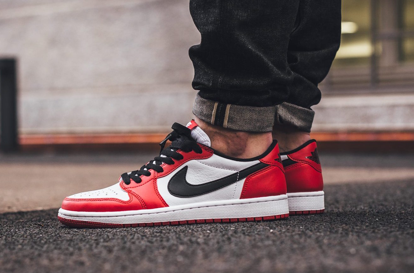 8372bee80409ca Air Jordan 1 Low OG Chicago Release Date - Sneaker Bar Detroit