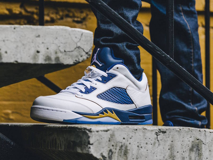 8439c20276f8 Air Jordan 5 Low Dunk From Above - Sneaker Bar Detroit