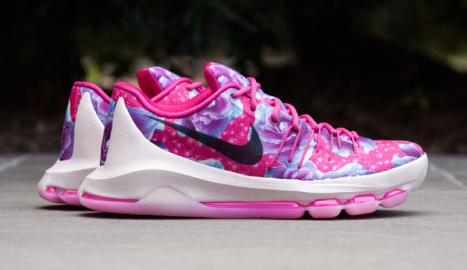 KD 8 Aunt Pearl Think Pink Available