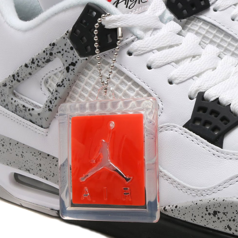 Nike Air Jordan 4 Cement Retro 2016