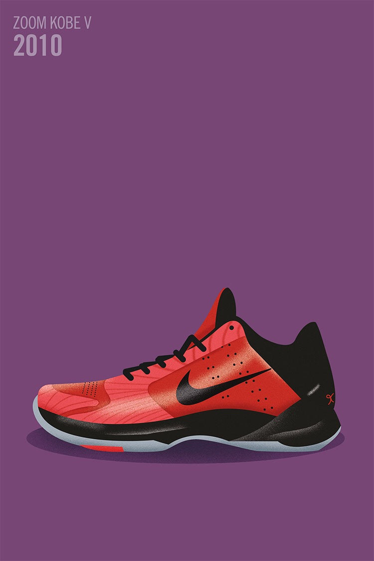 Nike Kobe Bryant All Star Shoes