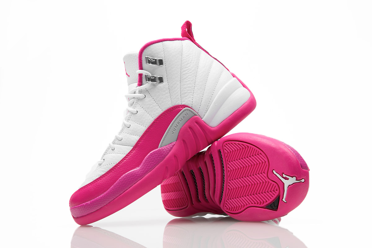 jordan shoes for women pink