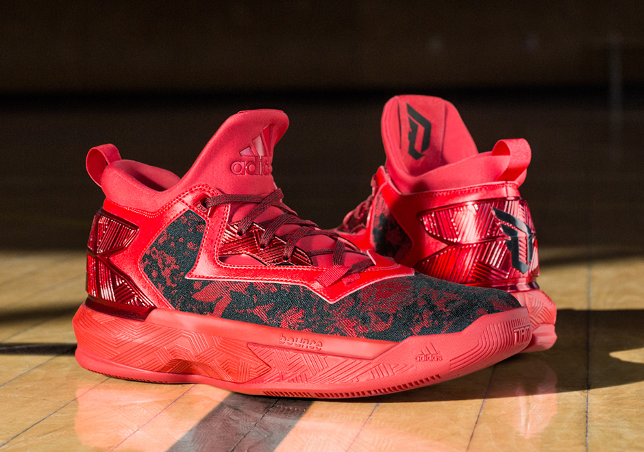 adidas D Lillard 2 Florist City Collection