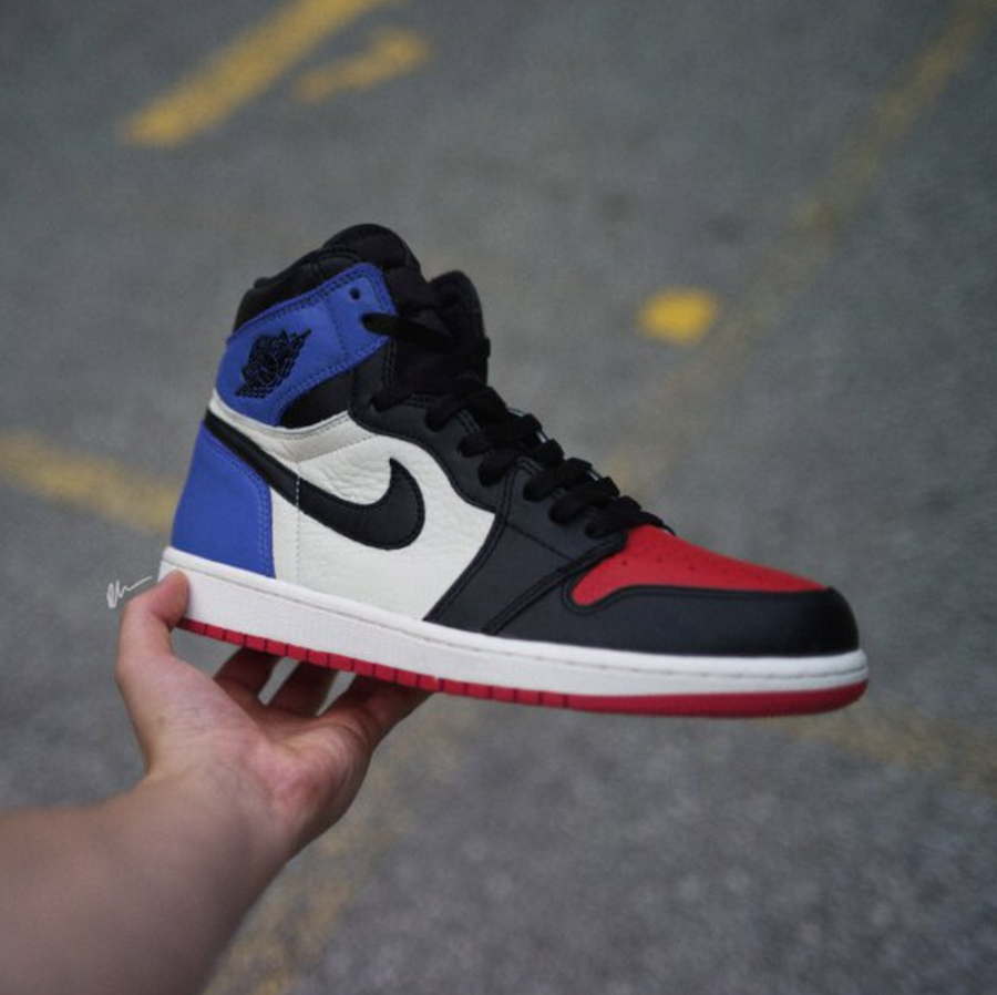 air jordan 1 bred and royal