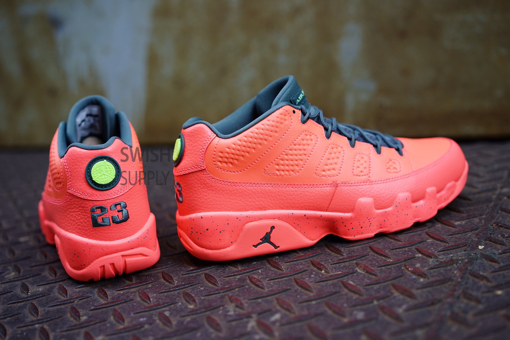 Air Jordan 9 Low Infrared