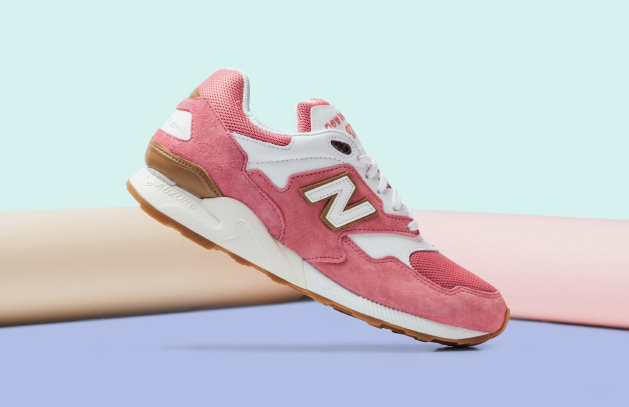 New Collection  Balance 878 Pastel Collection New Sneaker Bar Detroit 2397e9