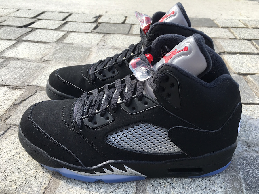 Air Jordan 5 Metallic 2016