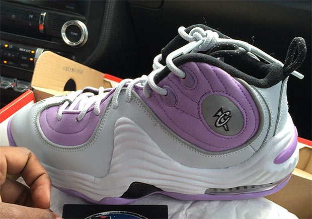 Nike Air Penny 2 Lilac Purple