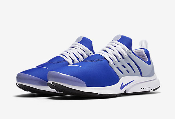 the latest 36352 447eb Nike Air Presto Racer Blue