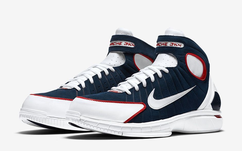 "e3720bf37dcc Nike Air Zoom Huarache 2K4 ""Midnight Navy"" Release Date"