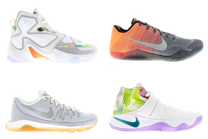 reputable site acfed 378c6 Nike Basketball Easter 2016 Collection
