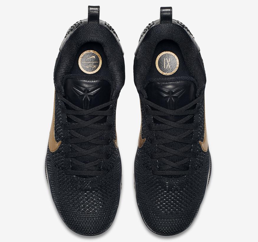Nike Kobe 11 FTB Fade to Black Mamba