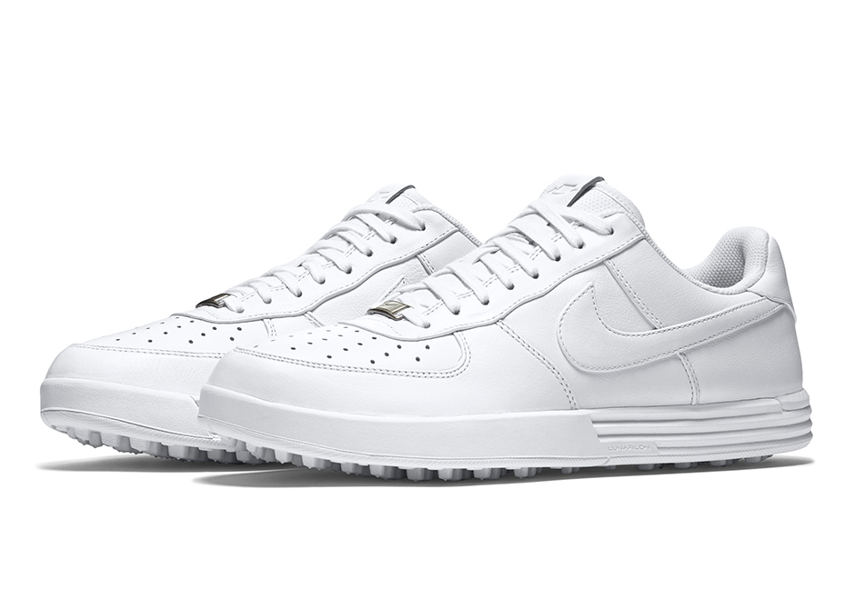 Nike Lunar Bar Force 1 Golf Chaussures Bar Lunar Detroit 6e1d53