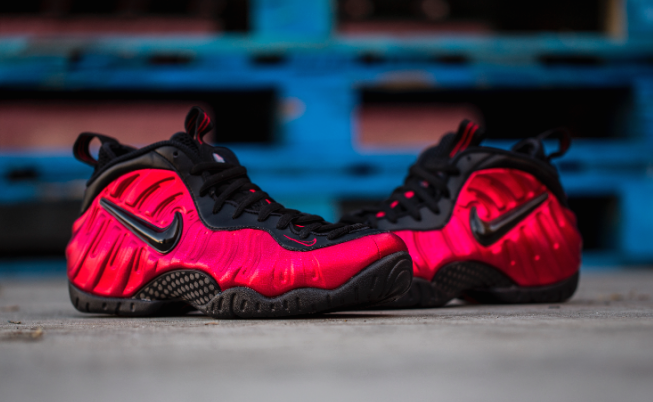new arrival 669d1 37783 University Red Nike Air Foamposite Pro Release Date