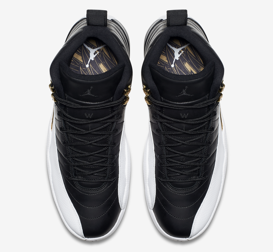 Wings Air Jordan 12 XII Retro Release Date