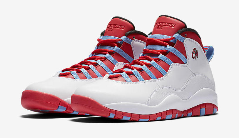 Air Jordan 10 Chicago Retro City Pack