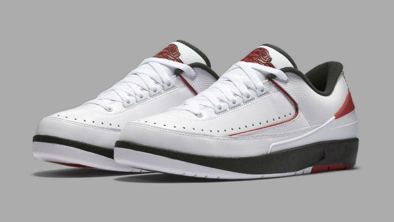 nouveau produit 7cda7 1cb91 Air Jordan 2 Low Chicago 2016 - Sneaker Bar Detroit