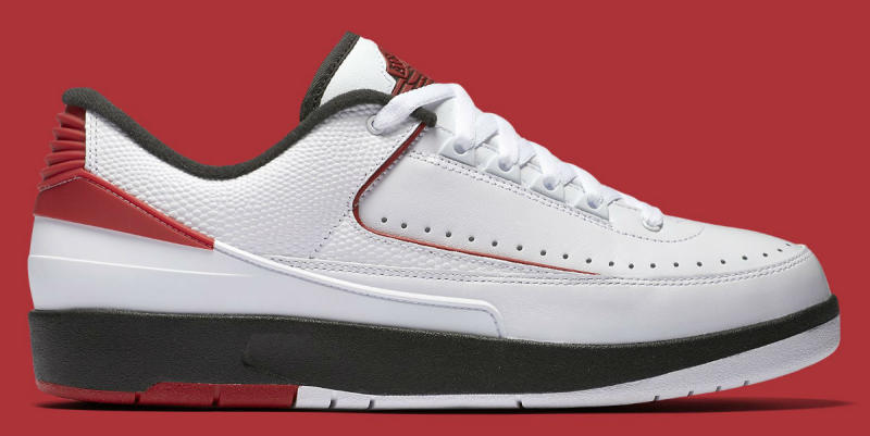 Air Jordan 2 Low OG Chicago Release Date