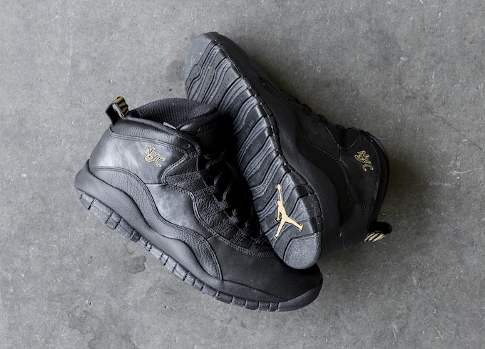 d8a1a2cd85ae Air Jordan 10 NYC New York City Release Date - Sneaker Bar Detroit