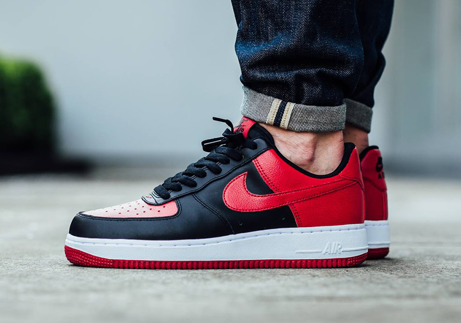 Nike Air Force 1 Low Bred J-Pack