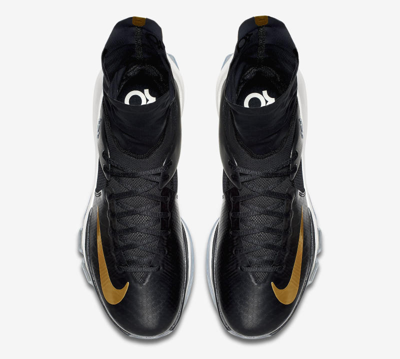 Nike KD 8 Elite Black Gold