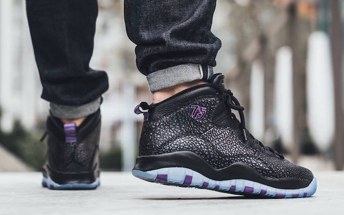 Where to buy the Air Jordan 10 Paris
