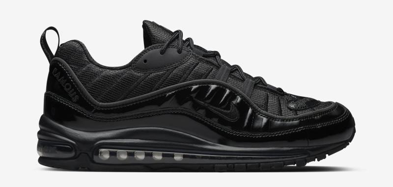 Supreme Nike Air Max 98 Online Release