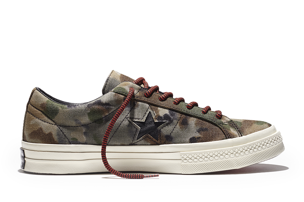 Converse One Star 74 Camo Pack