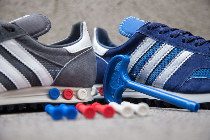 adidas Originals LA Trainer OG Pack Sneaker Bar Detroit