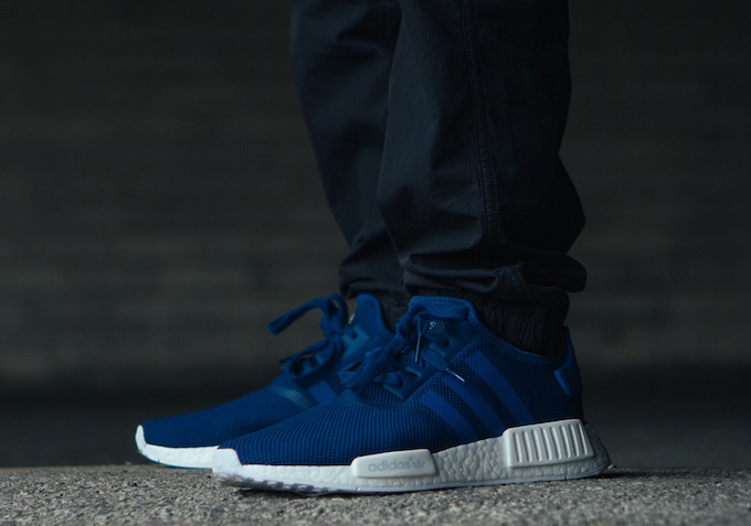 a3fd4d9e1 adidas Originals Drapes the NMD R1 in a Tonal Black Upper Cheap