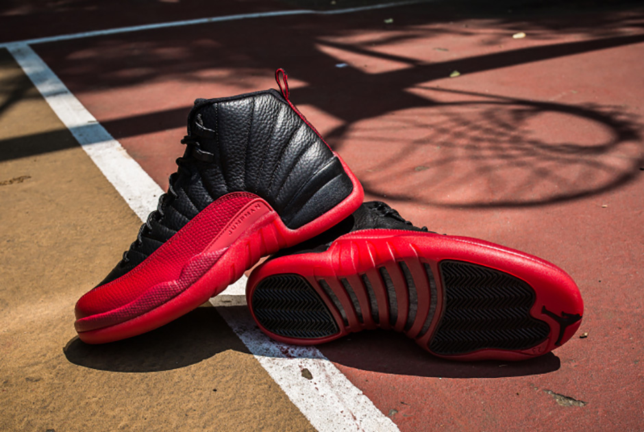 c0e6682f391732 Air Jordan 12 Flu Game 2016 Release Date - Sneaker Bar Detroit