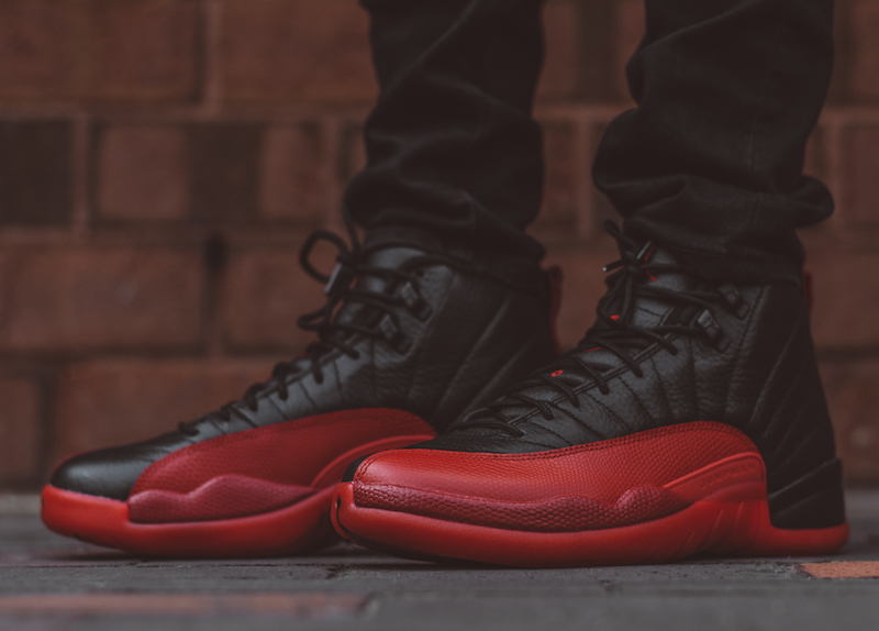 Flu Game Air Jordan 12 2016 On Feet