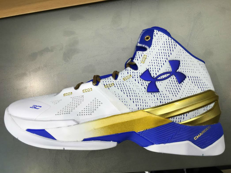 "Under Armour Curry 2 ""2 Rings"" Release Date fd089f266"