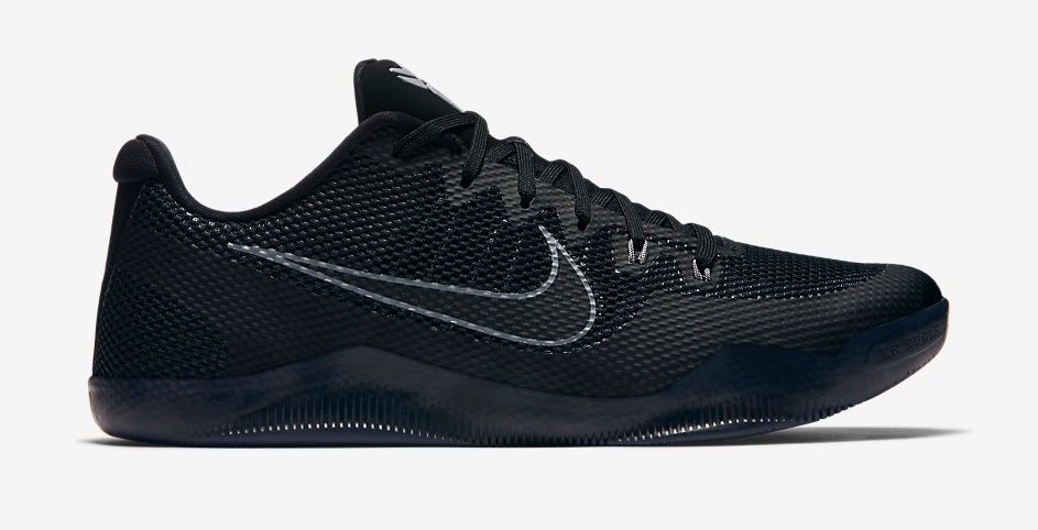 quality design e645d 62d9c Nike Kobe 11 EM Low Black Cool Grey Release Date