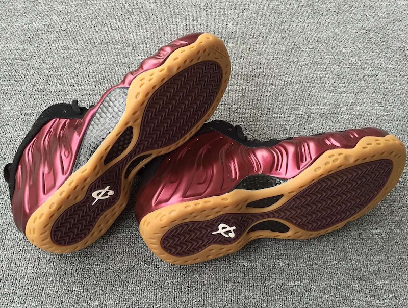 free shipping 9db0a eaec1 Nike Air Foamposite One Maroon Release Date - Sneaker Bar ...