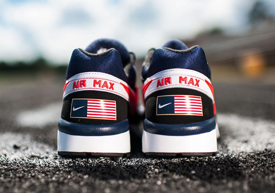 Nike Air Max Classic BW USA 2016 Olympics