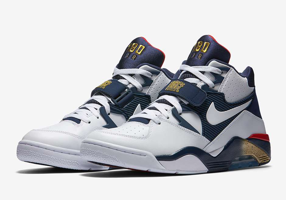 Olympic Air Nike 180 Force 2016 Sneaker Detroit Bar JF31lTKc