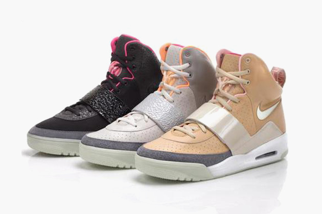 Nike Air Yeezy Collection