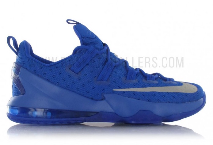 Nike LeBron 13 Low Game Royal Release Date