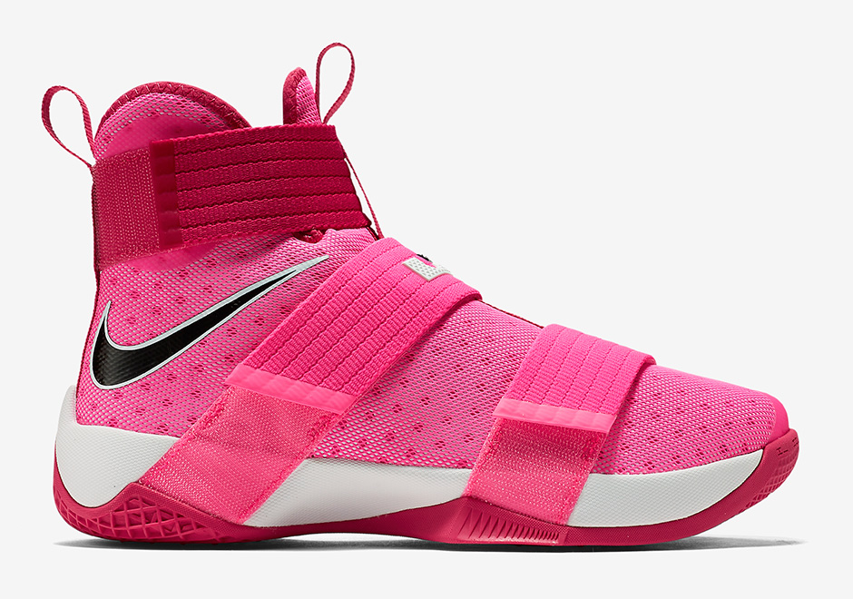 Nike LeBron Soldier 10 Think Pink Release Date