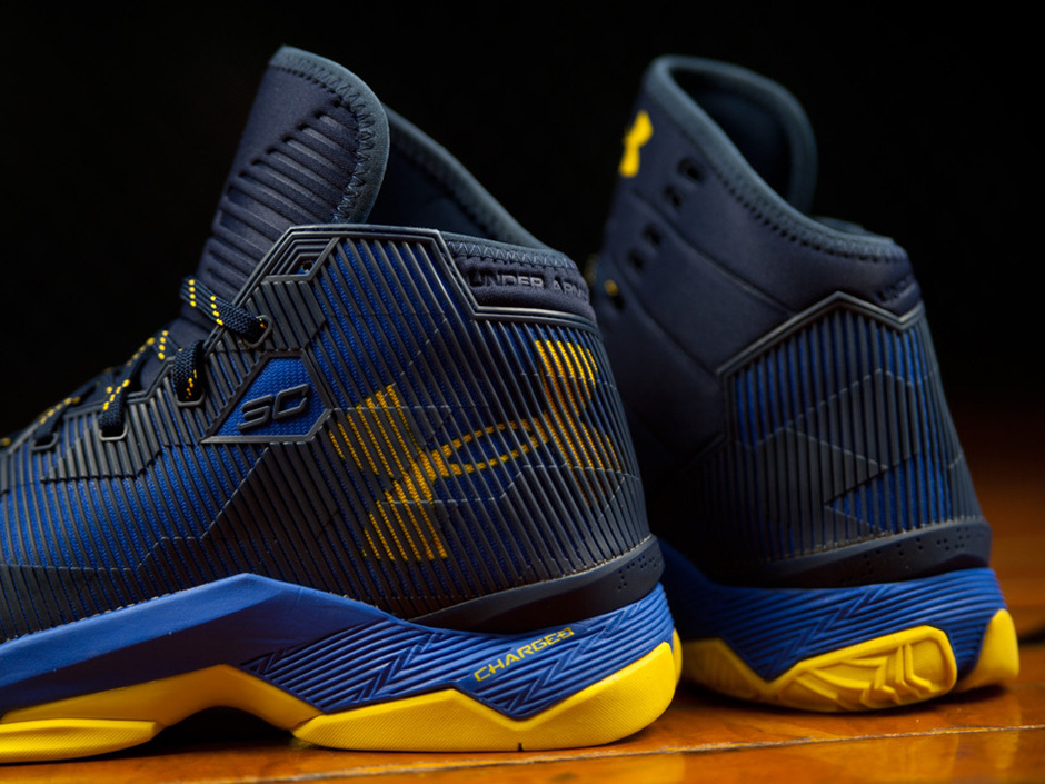 Curry 2.5 Dub Nation Release Date