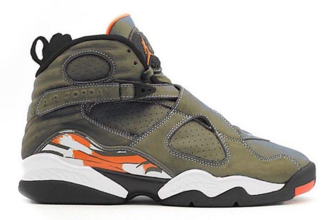 finest selection f9a76 7e509 Undefeated Air Jordan 8 UNDFTD Release Date - Sneaker Bar ...