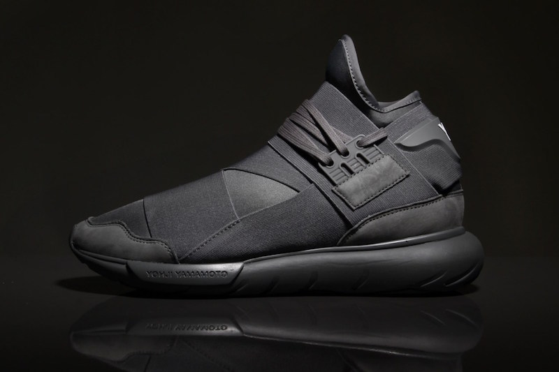 74da510ca Y-3 Qasa High Vista Grey - Sneaker Bar Detroit