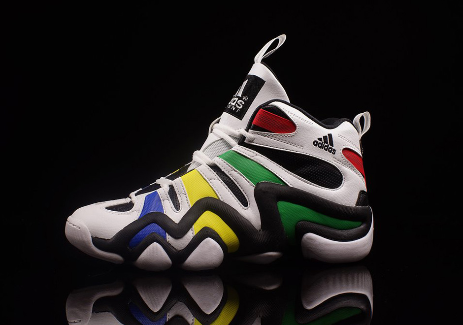 adidas Crazy 8 Olympic Rings Available
