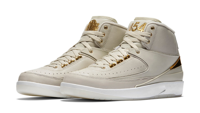 timeless design cb251 f5833 Air Jordan 2 Retro Quai 54 Release Date