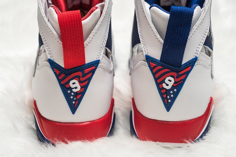 Air Jordan 7 Alternate Olympic
