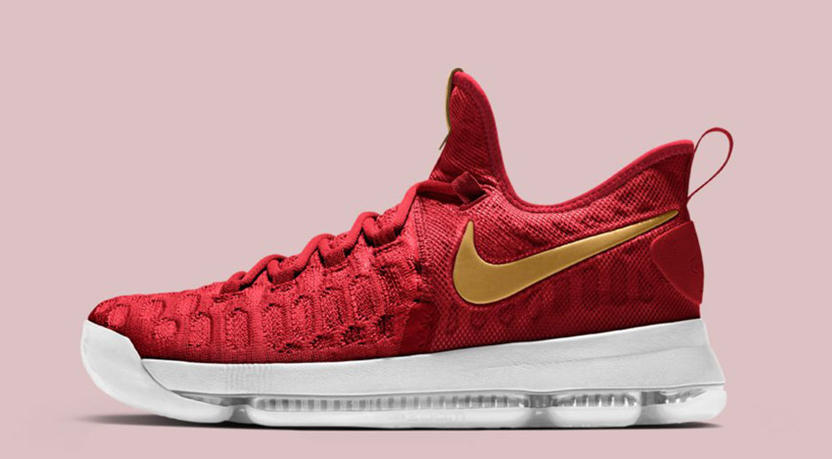 NIKEiD KD 9 Country Graphics