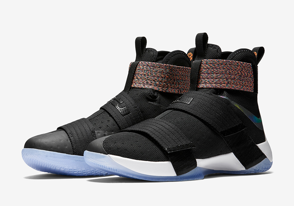 huge discount e2641 9382a Nike LeBron Soldier 10 Unlimited Release Date - SBD